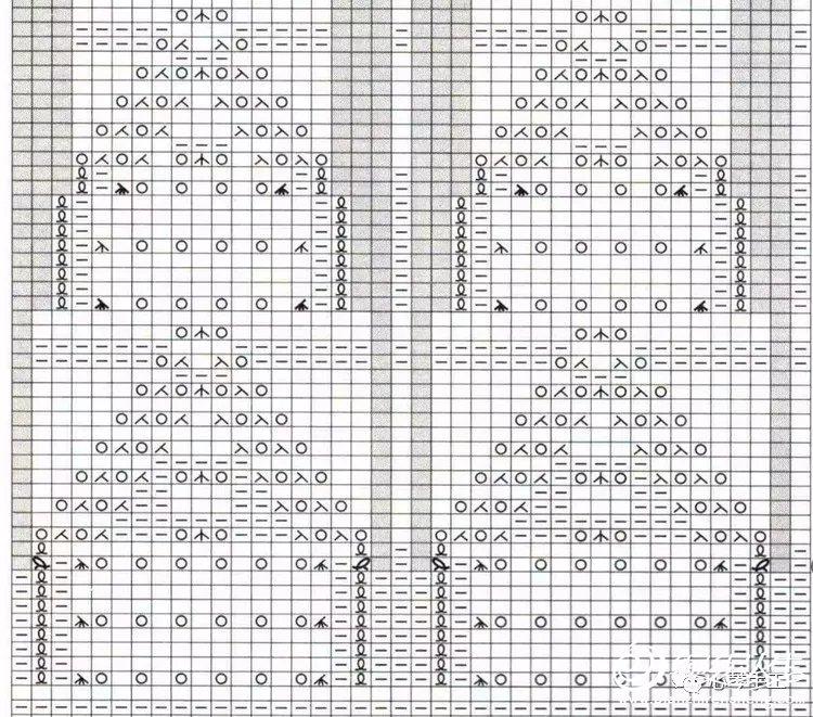 25一般起针法起83针,按袖子花样织完后是75针,然后8 1-10,不加减10行