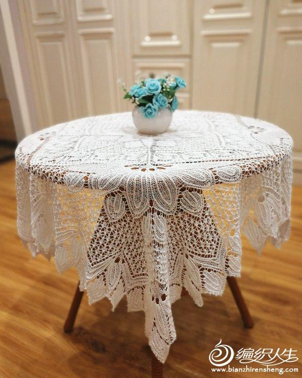 孔斯特蕾丝桌布
