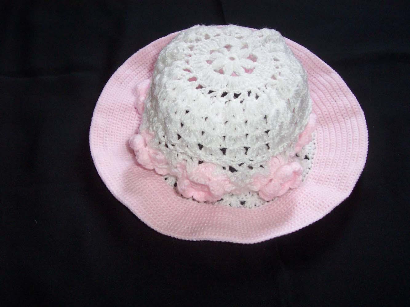 69 圖庫&圖解資料區 69 (鉤針)服裝配飾&家居 69 漂亮的帽子