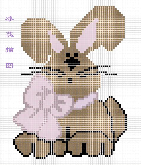 衣图案:人物,动物,花   【刺绣十字绣】简单中国刺 绣图案   找到了图片