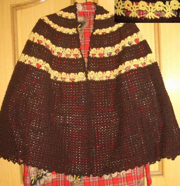扇形毛衣 - 编织人生