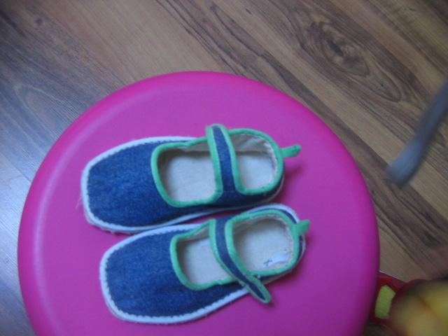 偶的处女做鞋子