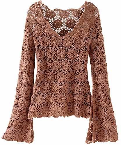 漂亮鈎織衣3