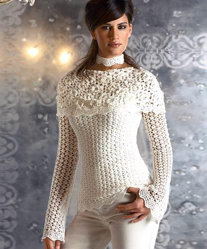 漂亮鈎織衣2