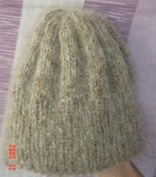 帽子,马海毛的