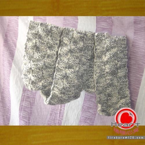 适合男的围巾:)方块...