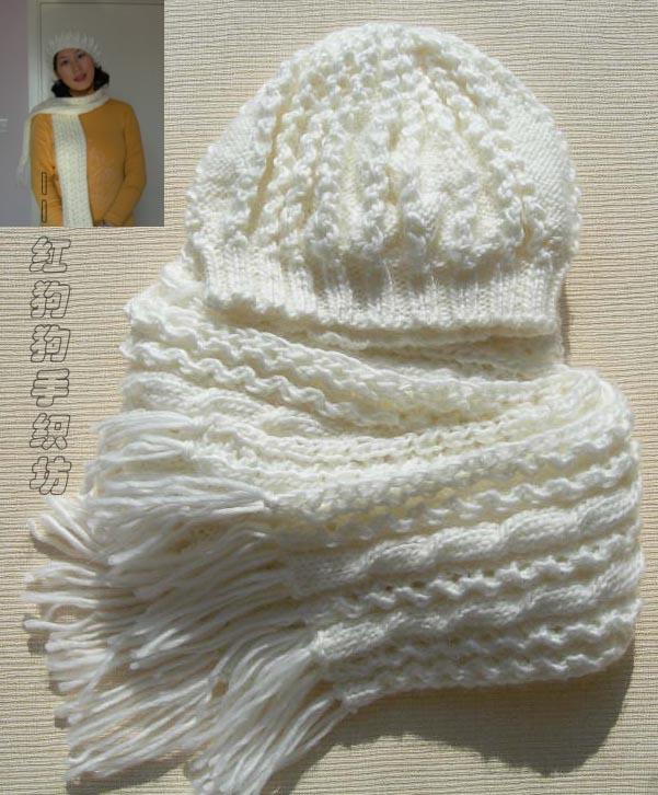 漂亮的围巾