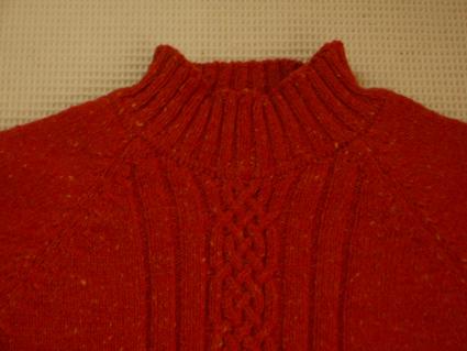 用小洋洋的85折羊毛线织的紧身YY细部