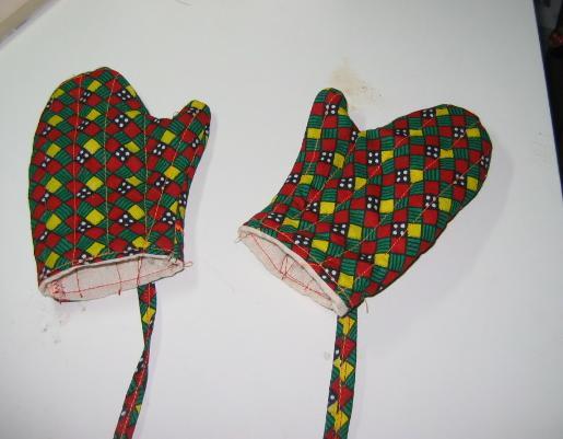 宝宝用的棉手套