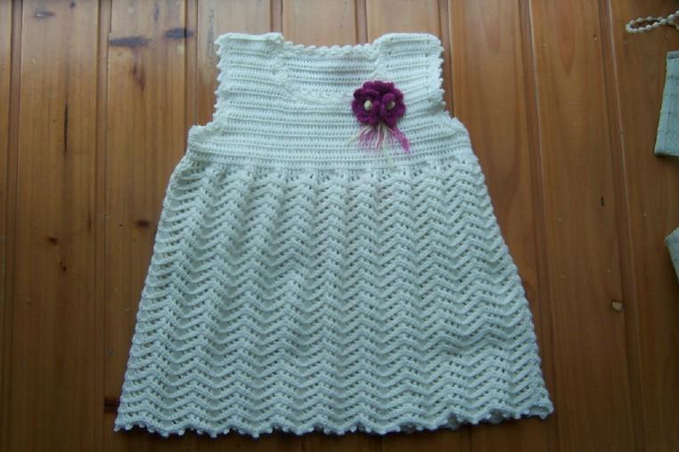 昨天刚刚完成的裙裙