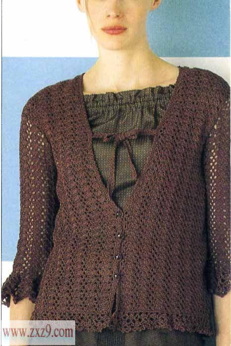 棕色长袖开衫.jpg