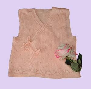 粉红小马夹