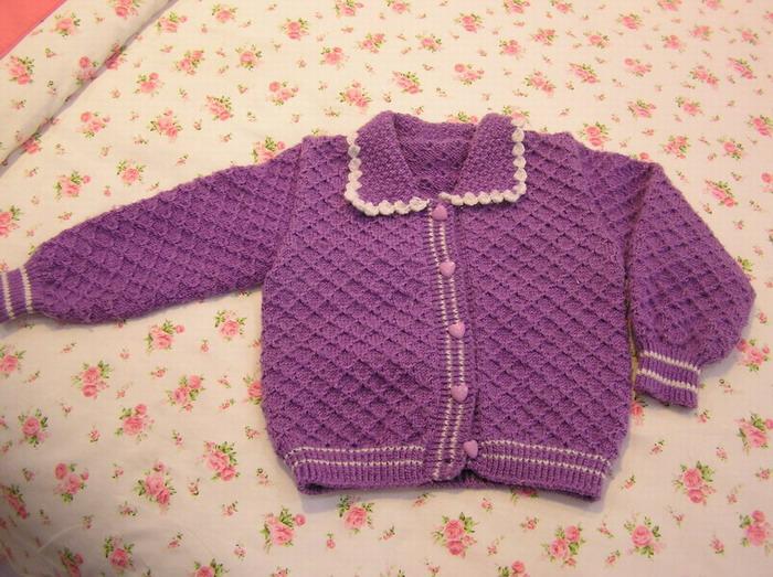 二岁紫色毛衣.JPG