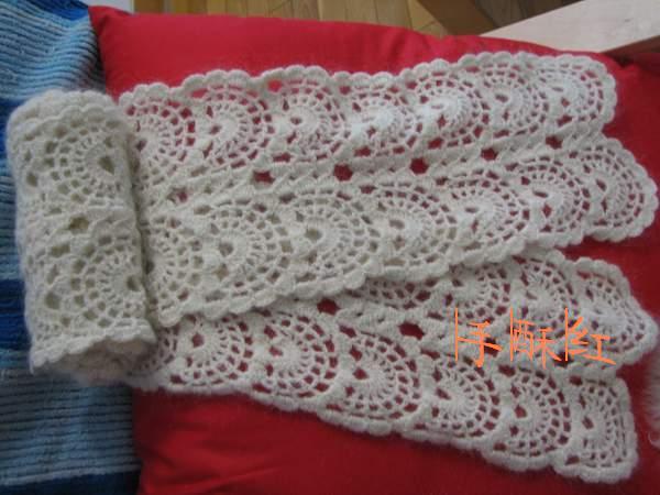 卡沙米的围巾