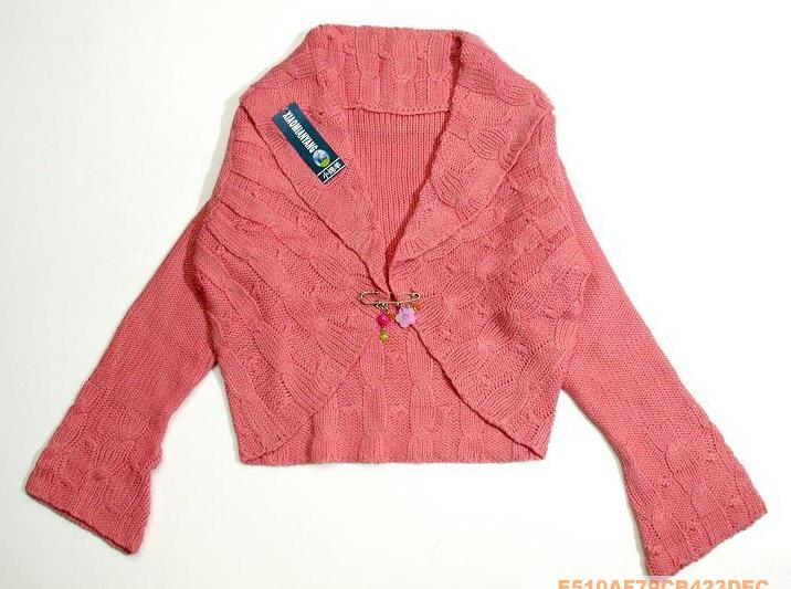 去年到今年一直流行的韩版毛衣