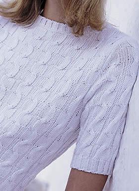 夏天穿的白色短袖