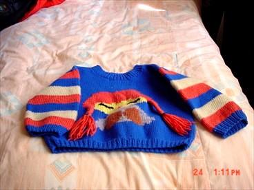 女儿毛衣1