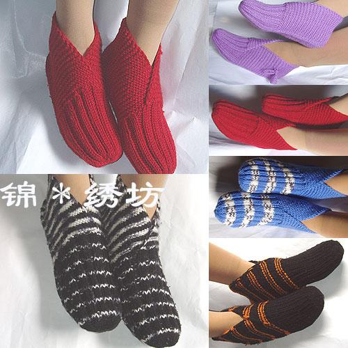 再来几种袜套