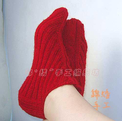 我教的袜套吗?