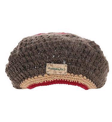 想时髦又温暖,无檐帽是最好的选择