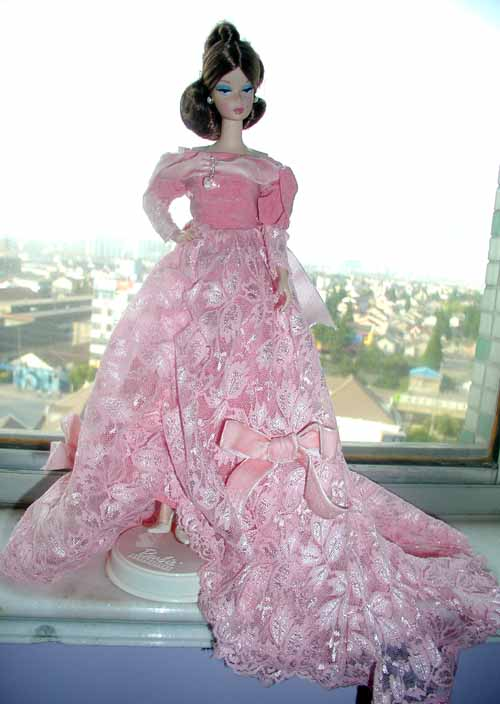 也是复古的裙子