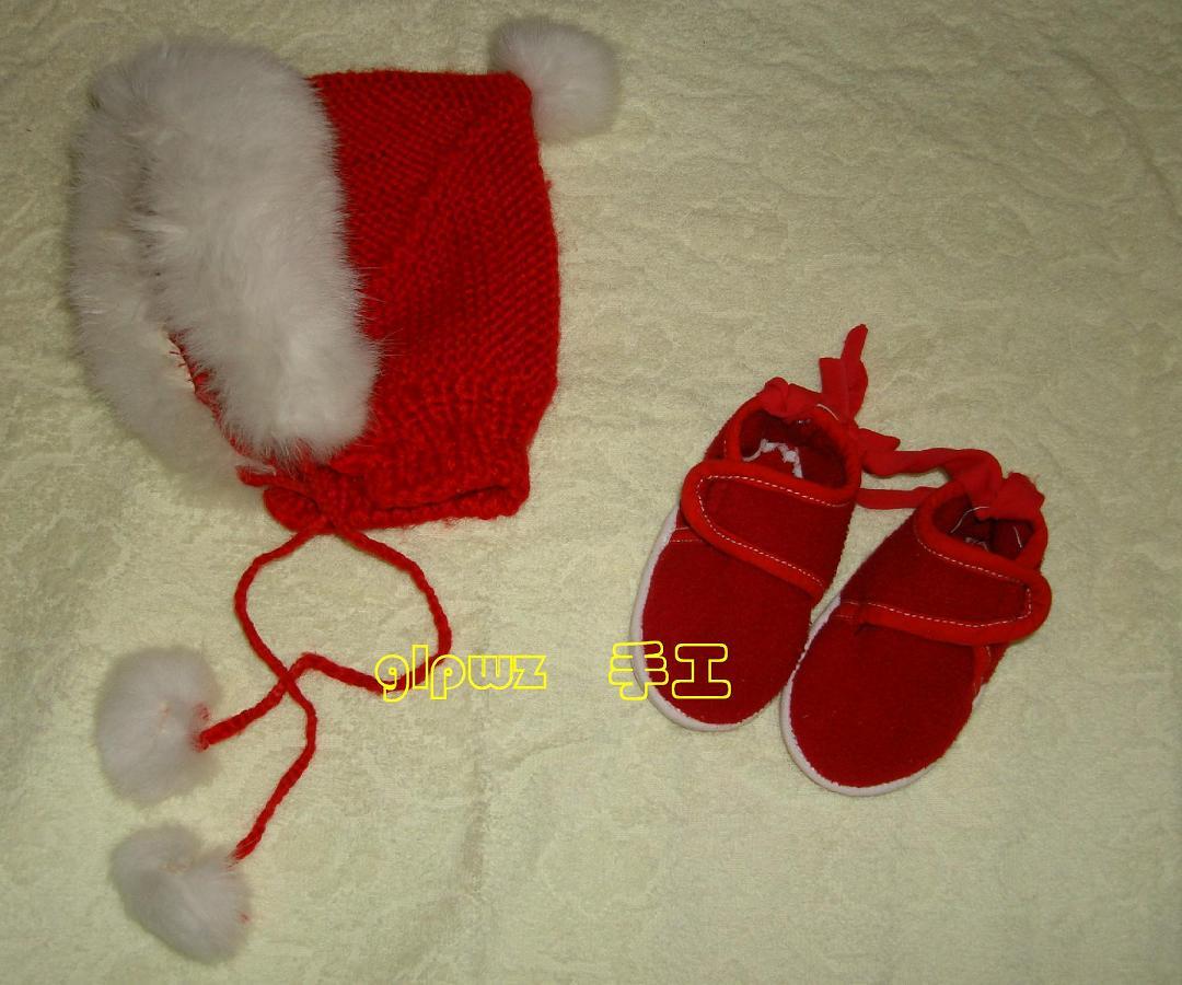 妈妈做的小棉鞋