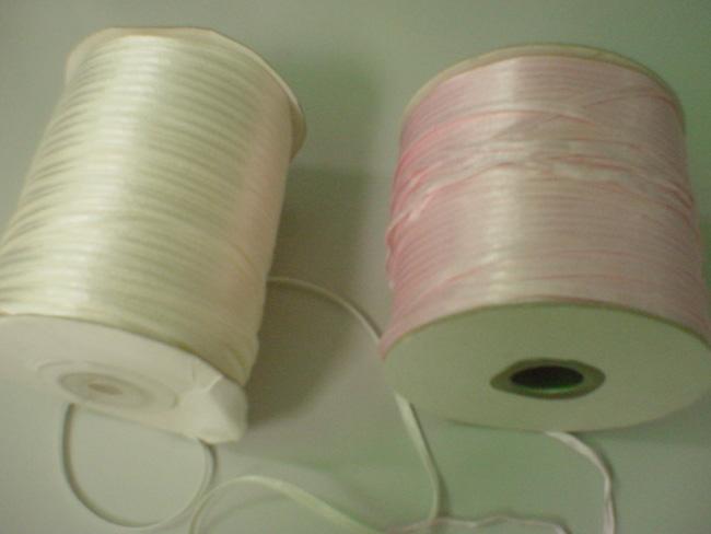 丝带样的线