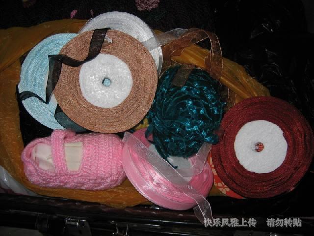 丝带(各类装饰用)
