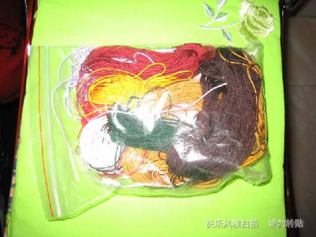 台湾玉线(可以用来编手链、项链等饰物)