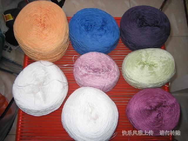 丝光棉线(可以用来钩织宝宝衣服及贴身内衣等)