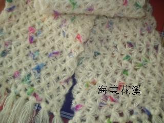 白色碎花围巾2.JPG
