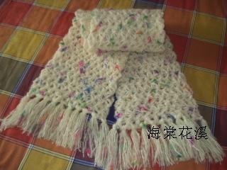白色碎花围巾1.JPG