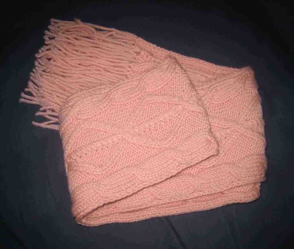 PP的围巾