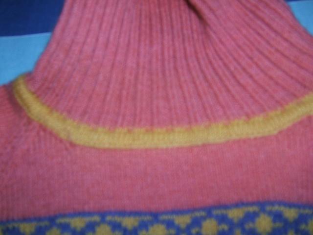 我的仿机织领