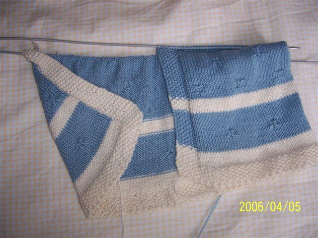 呵呵!这是半成品,棉线的,正在织呢,织好了再发出来给大家看哈