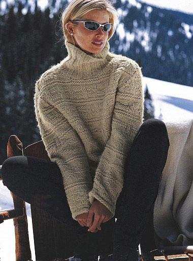 SHOW一下我收藏的2款毛衣。