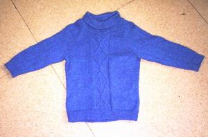 第四件是在迷云JJ那里买的蒂伊丝织的插肩yy,4两线线一点不剩。