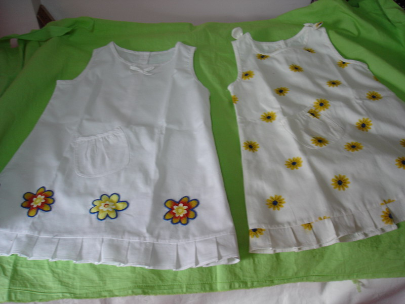 夏日的小裙子