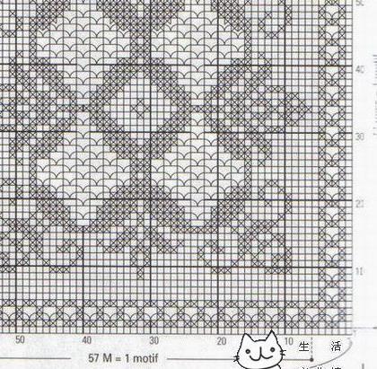 69 圖庫&圖解資料區 69 (鉤針)服裝配飾&家居 69 床罩和圖解