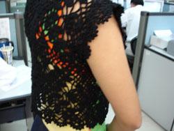 金郁芒果的绢棉线