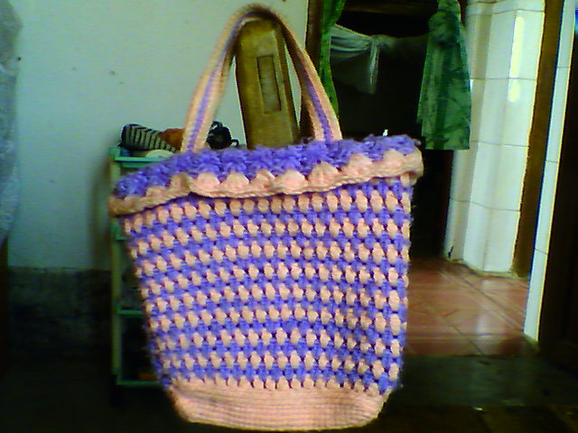 我的新作品:可爱的袋袋1