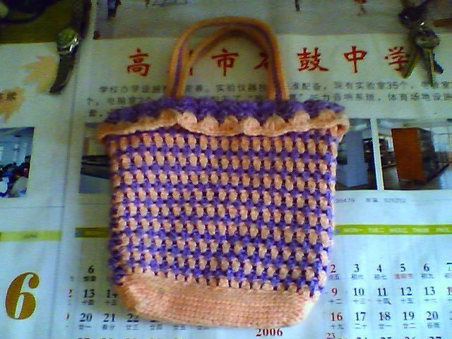我的新作品:可爱的袋袋2