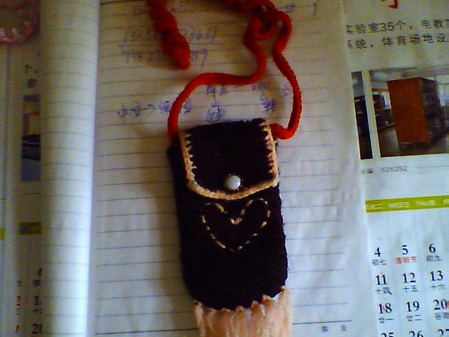 我的新作品:可爱的袋袋6