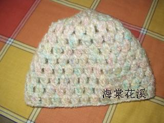 杂色帽子围巾(立体花)3.JPG