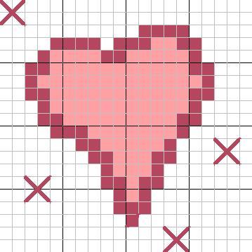 求助:各位jm们谁有心形图解?帮帮我.谢谢!