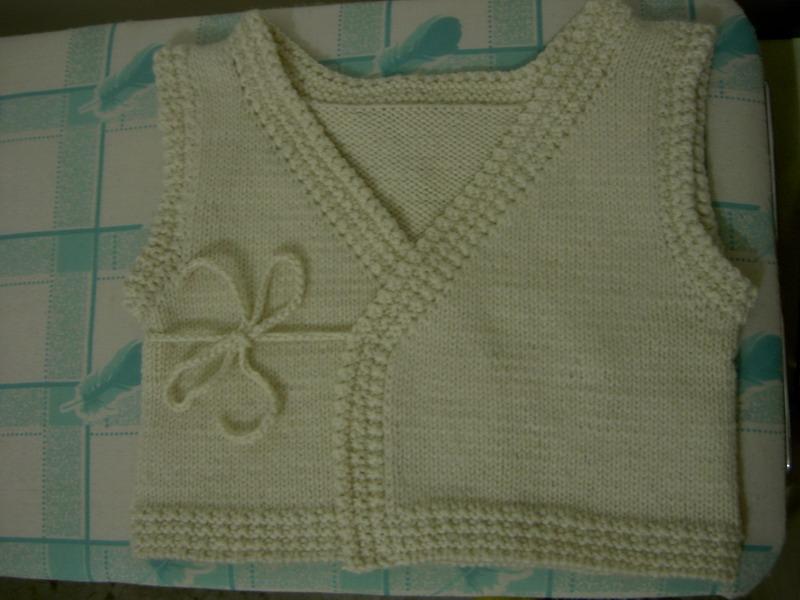 这是我织的小衣衣