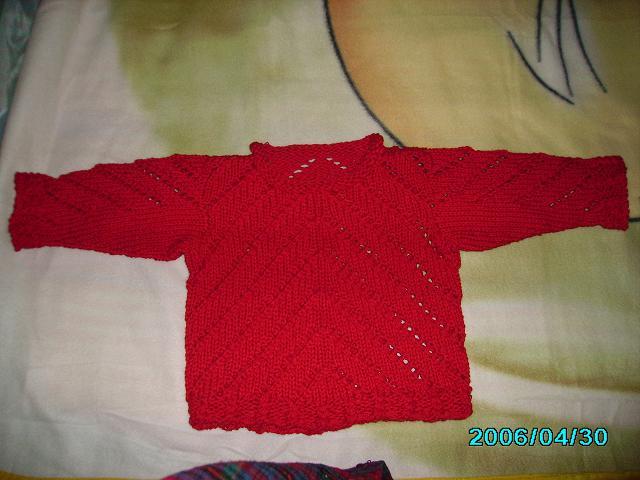 用4两棉线织的
