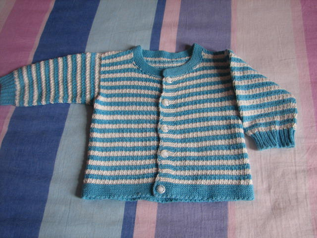 棉线织的2