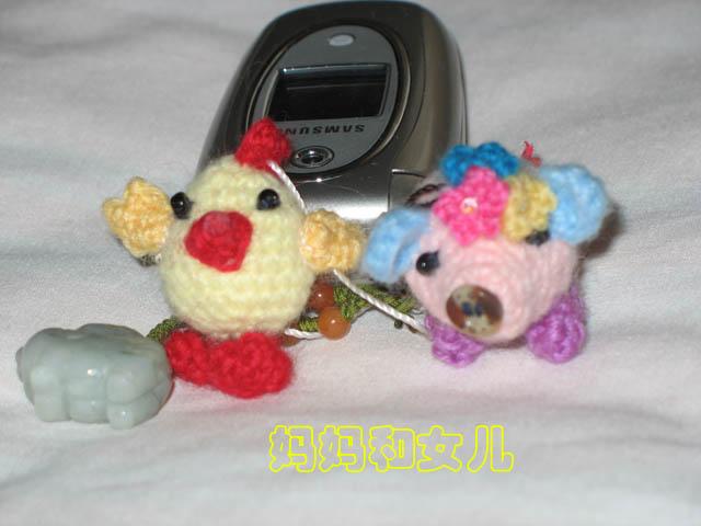 小鸡宝宝和猪妈妈