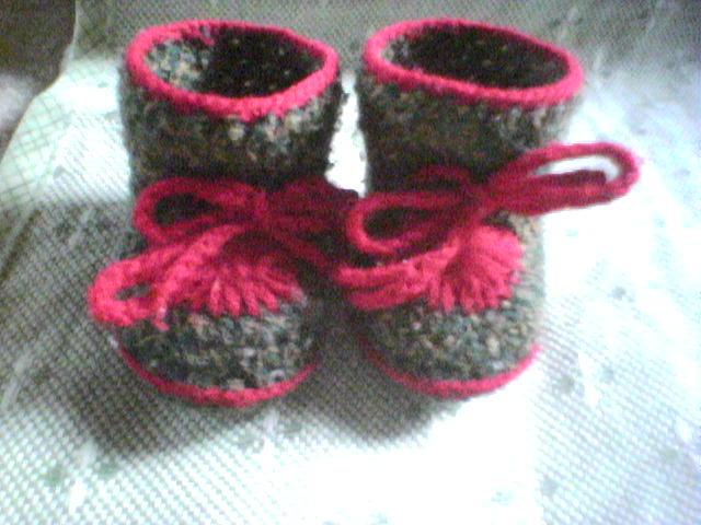 宝宝的小鞋鞋